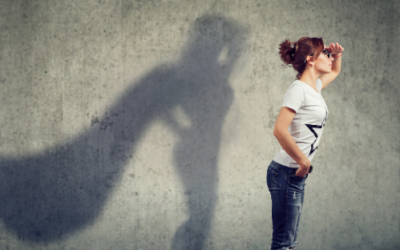 How Stepping Into The Spotlight Healed My Shame