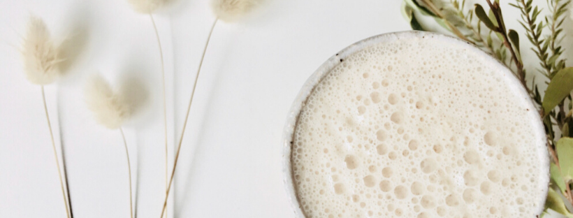 Your Hormones will Love this Maca-damia Butter Chai
